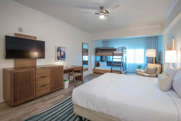 Hawks Cay Resort Accessible Family Vacation Rooms in the Florida Keys