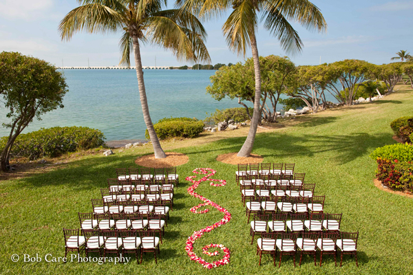 Seaside Florida Keys Wedding Venue
