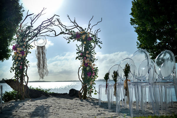 Florida Keys Resort Beach Wedding Venue
