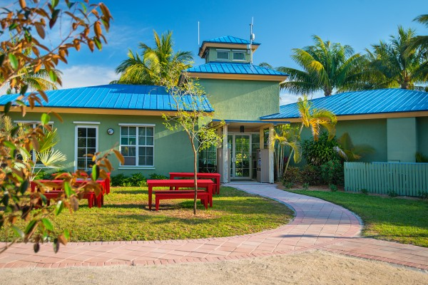 Coral Cay is a kids' club at our family resort in the Florida Keys